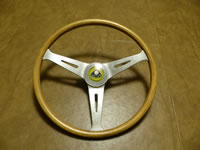 Lotus 7 S2 Steering Wheel For Sale