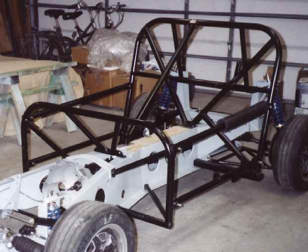 Buy A Kit Car To Build Europa